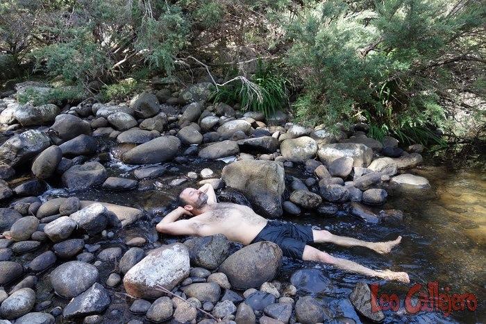 Australia (Tasmania) – Nochebuena con baño en el río