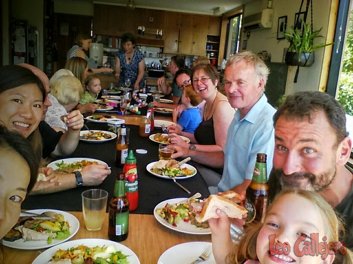Australia (Tasmania) – Navidad con la familia de Mike