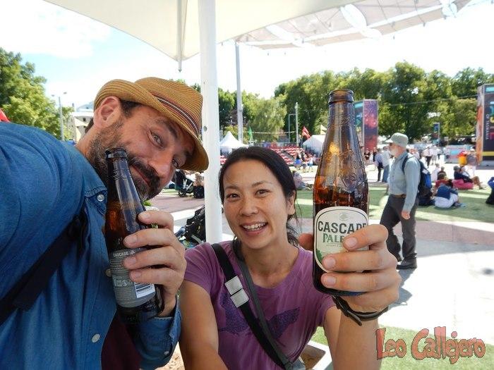 Australia (Tasmania) – Tarde de paseo por Hobart con Shio