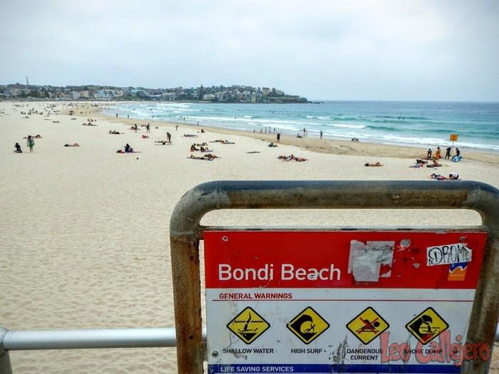 Australia (Sydney) –  Una vuelta por Bondi Beach