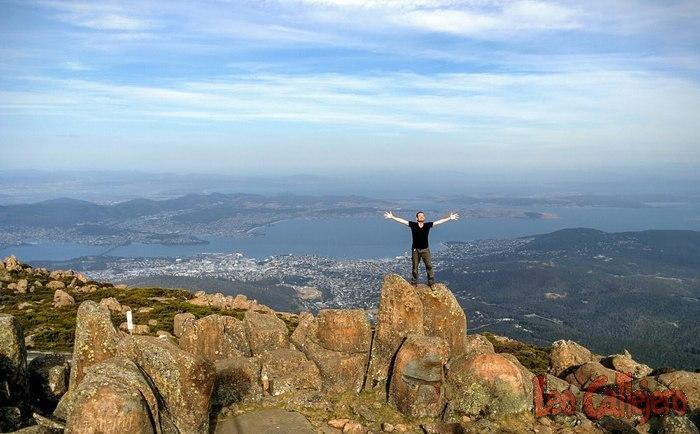 Australia (Tasmania) – Subida al Monte Wellington