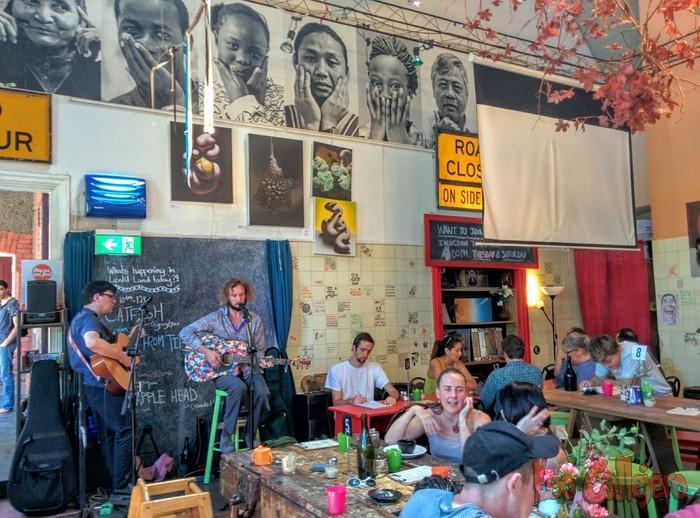 Australia (Melbourne) – Lentil as Anything