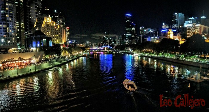 Australia (Melbourne) – White Night
