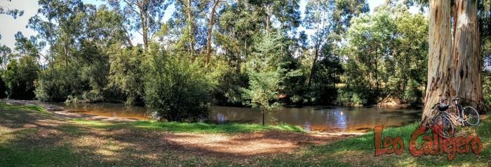 Australia (Melbourne) – Baño en el río Yarra