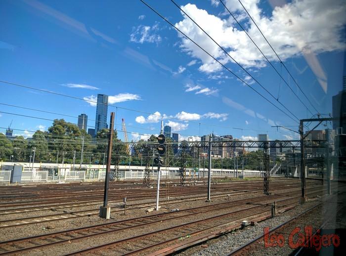 Australia (Melbourne) – Nos vamos para la City!