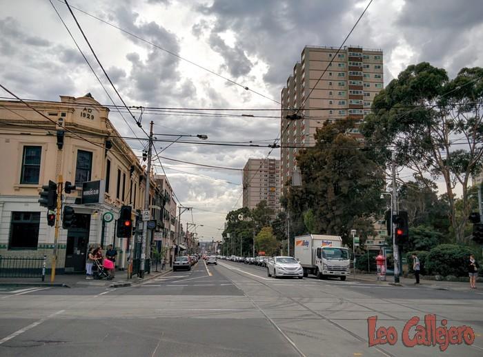 Australia (Melbourne) – De paseo por el CBD