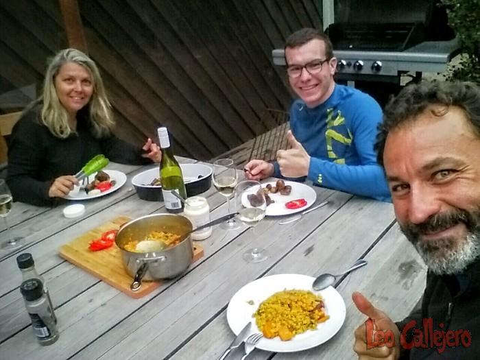 Nueva Zelanda (Rangataua) – Se nos fue Sophie