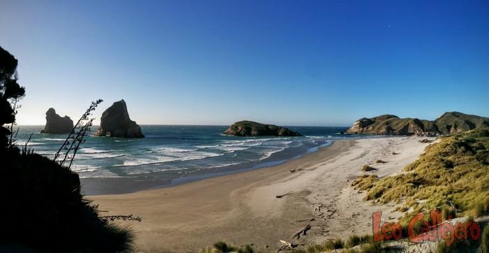 Nueva Zelanda (Wharariki) – Día de tranqui