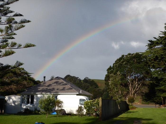 Nueva Zelanda (Whangateau) – Vuelta a Whangateau