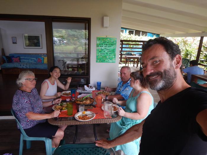 Cook Islands (Rarotonga) – Finde paellero