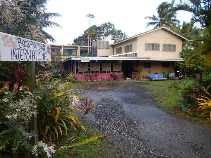 Cook Islands (Rarotonga) – Adios Tea House, Hola Backpackers Hostel