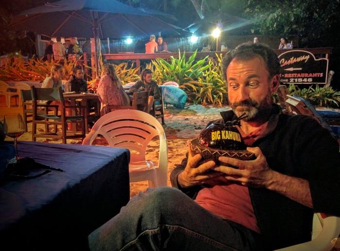 Cook Islands (Rarotonga) – Semana en familia