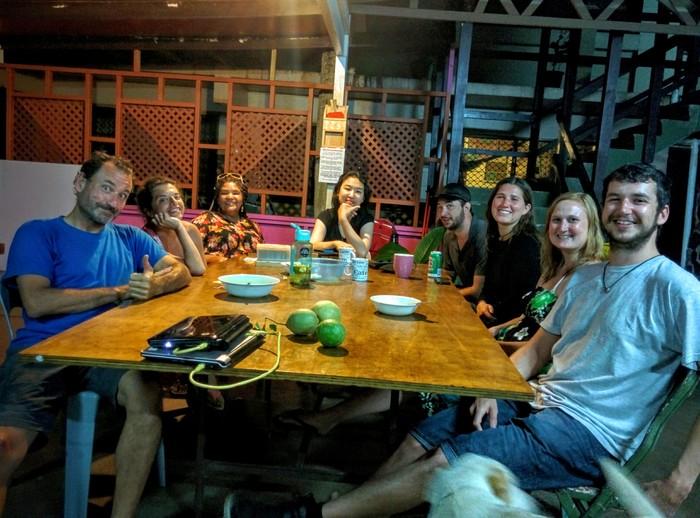 Cook Islands (Rarotonga) – Preparando el salto
