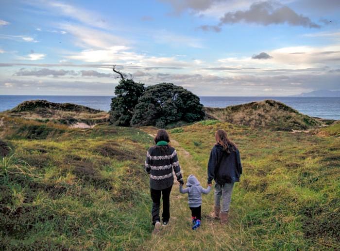 New Zealand – Pakiri Beach