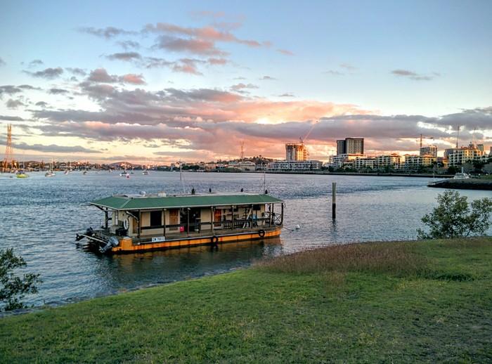 Australia – Llegando a Brisbane