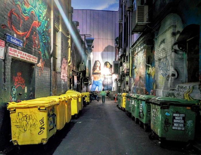 Australia – Hola Melbourne
