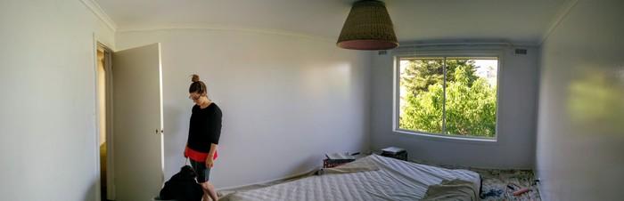 Australia – Pintando… mucho