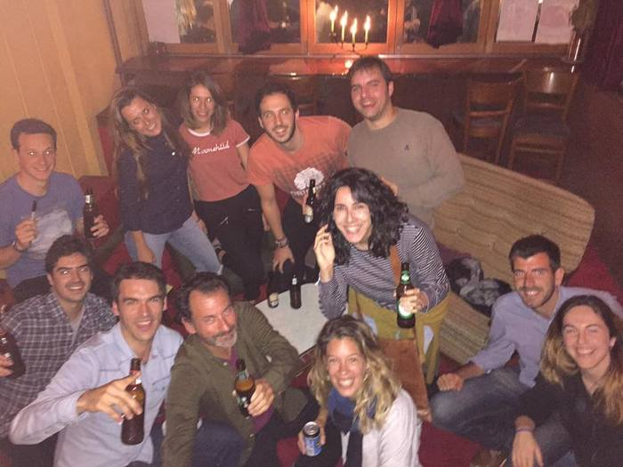 Australia – Halloween con españoles