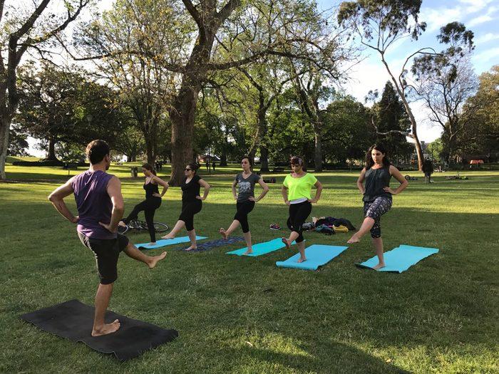 Australia – Semana de Yoga, Museos y BBQ's