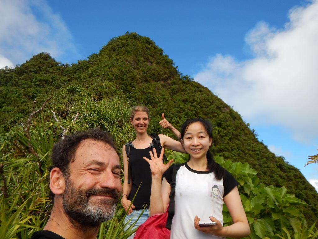 Cook Islands (Rarotonga) – El Te Manga