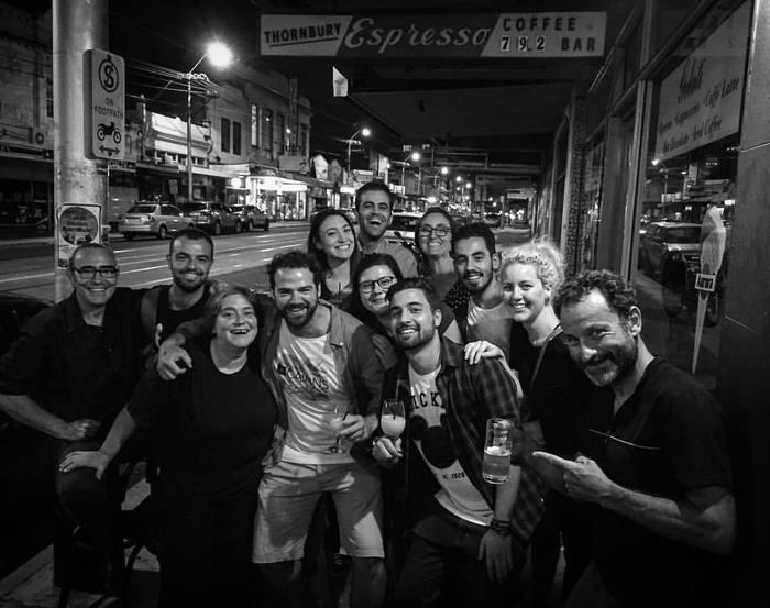 Australia  (Melbourne) – Navidades Melbournianas