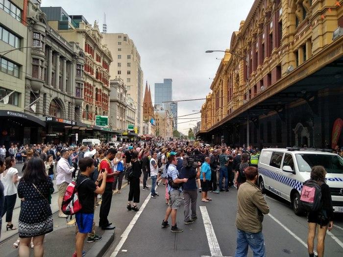 Australia (Melbourne) – Adios Melbourne, Hola Marta