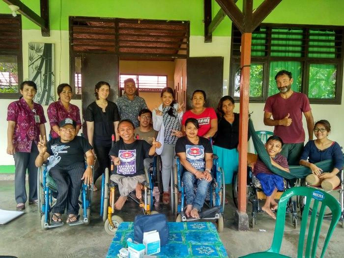 Indonesia (Bali) – Terremoto y Despedida de Lydie