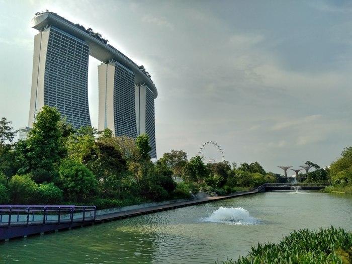 Singapur (Singapur) – Adiós Bali… Hola Singapur!