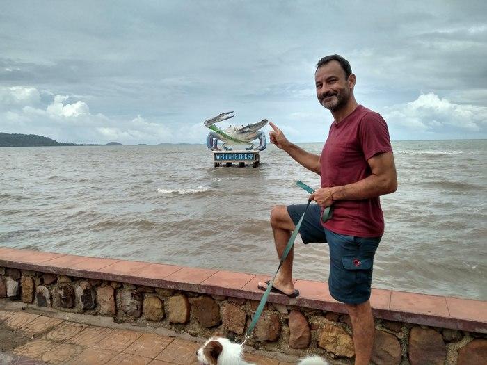 Camboya (Kep) – Un año y medio viajando