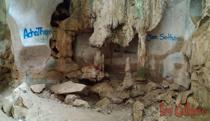 Camboya (Kep) – Las Cuevas de Kampong Trach