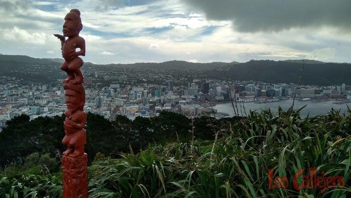 New Zealand (Wellington) – Primeros días en Wellington