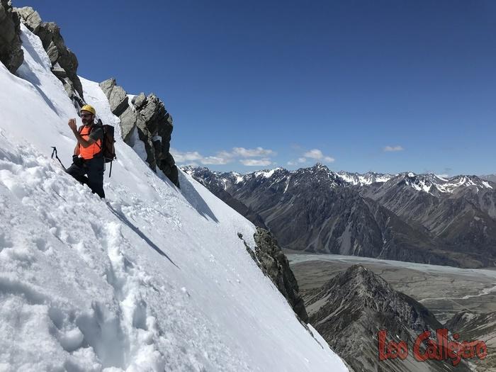 New Zealand (Christchurch) – Y más montañas
