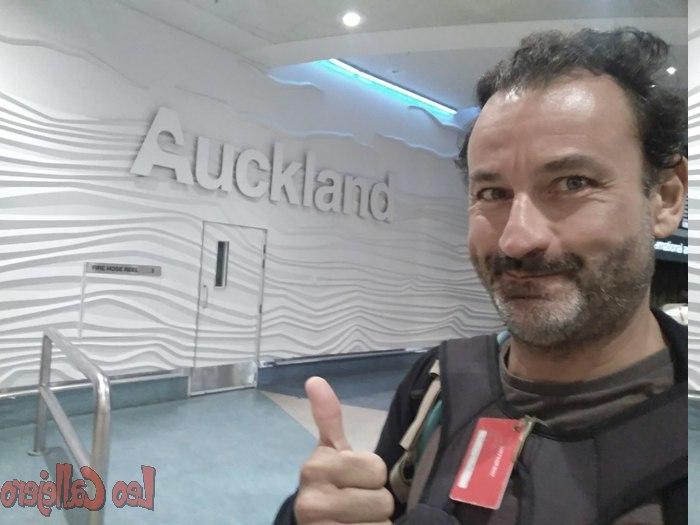 New Zealand (Auckland) – Hola de nuevo Nueva Zelanda.