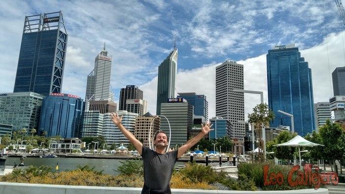 Australia (Melbourne, Perth, Broome) – De Melbourne a Broome