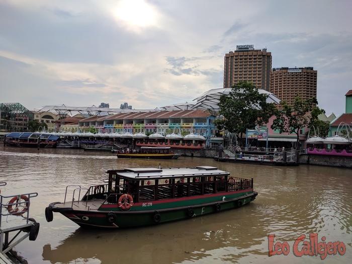 Singapur (Singapur) – De paso por Singapur