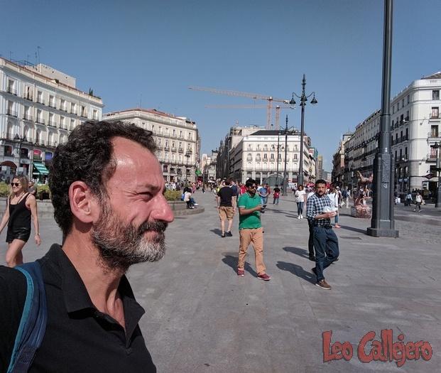 """España (Madrid) – 2 meses en """"casa""""."""