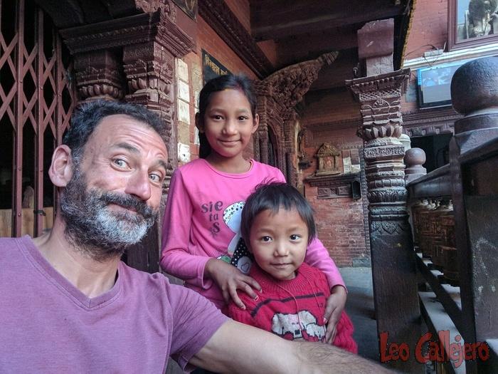 Nepal (Patan) – Problemas con la moto