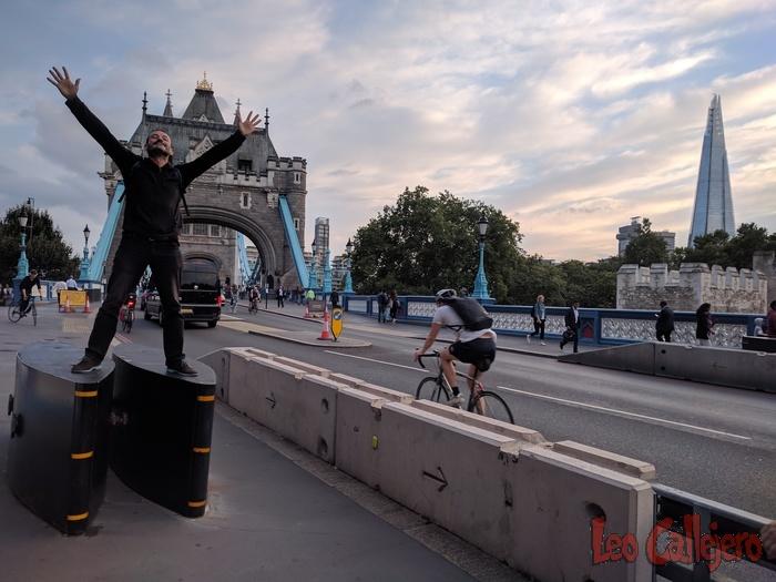 Reino Unido (Londres) – De paso por Londres
