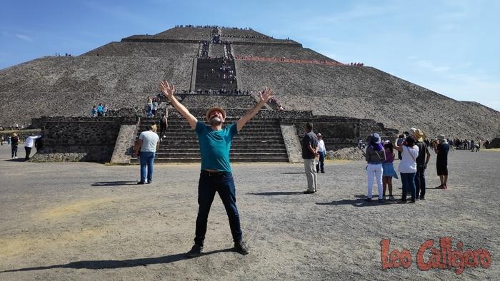México (CDMX) – Teotihuacan y Polanco