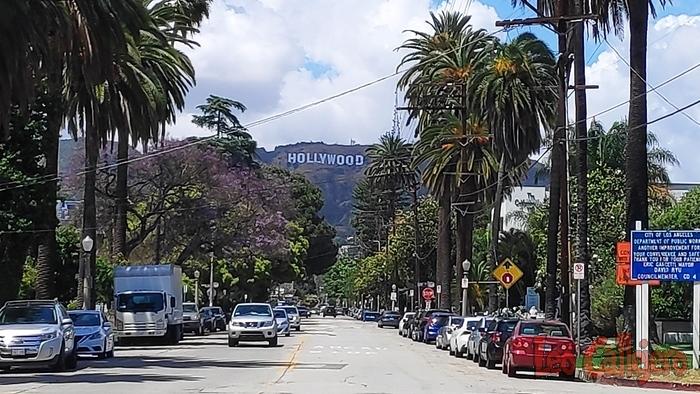 USA (Pasadena) – Pasadena, Los Angeles, Hollywood…