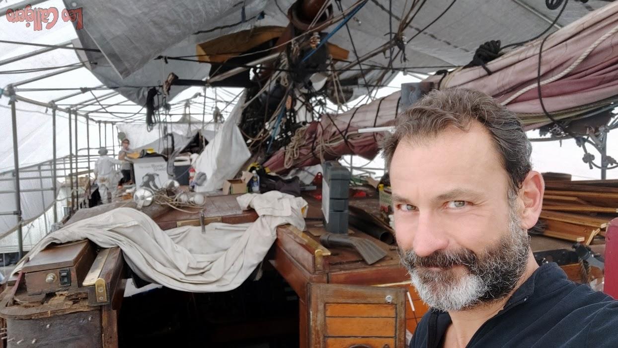 Canada (Richmond) – 6 días de workaway en un barco/teatro