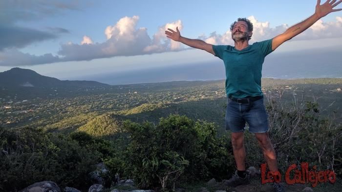 St. Kitts & Nevis (Nevis) – Trabajando en el Nevis Botanical Gardens