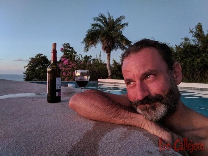 Puerto Rico (Vieques) – De paso por Vieques.