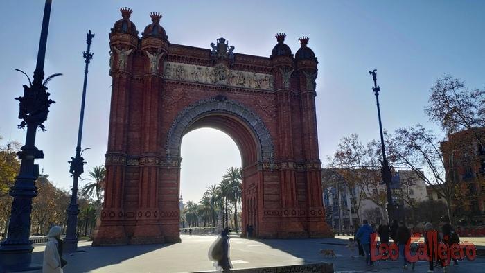 España (Barcelona) – Y me doy una vuelta por Barcelona