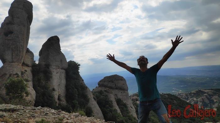 Excursión al Monserrat (Catalunya)
